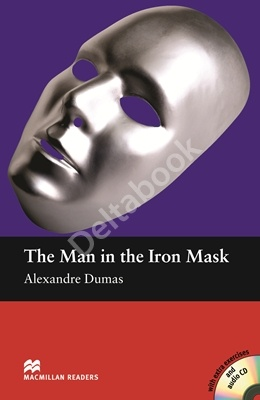 The Man in the Iron Mask + Audio CD