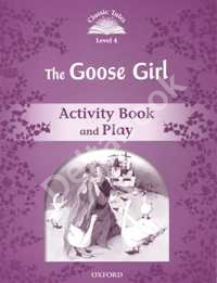 Goose Girl Activity Book and Play