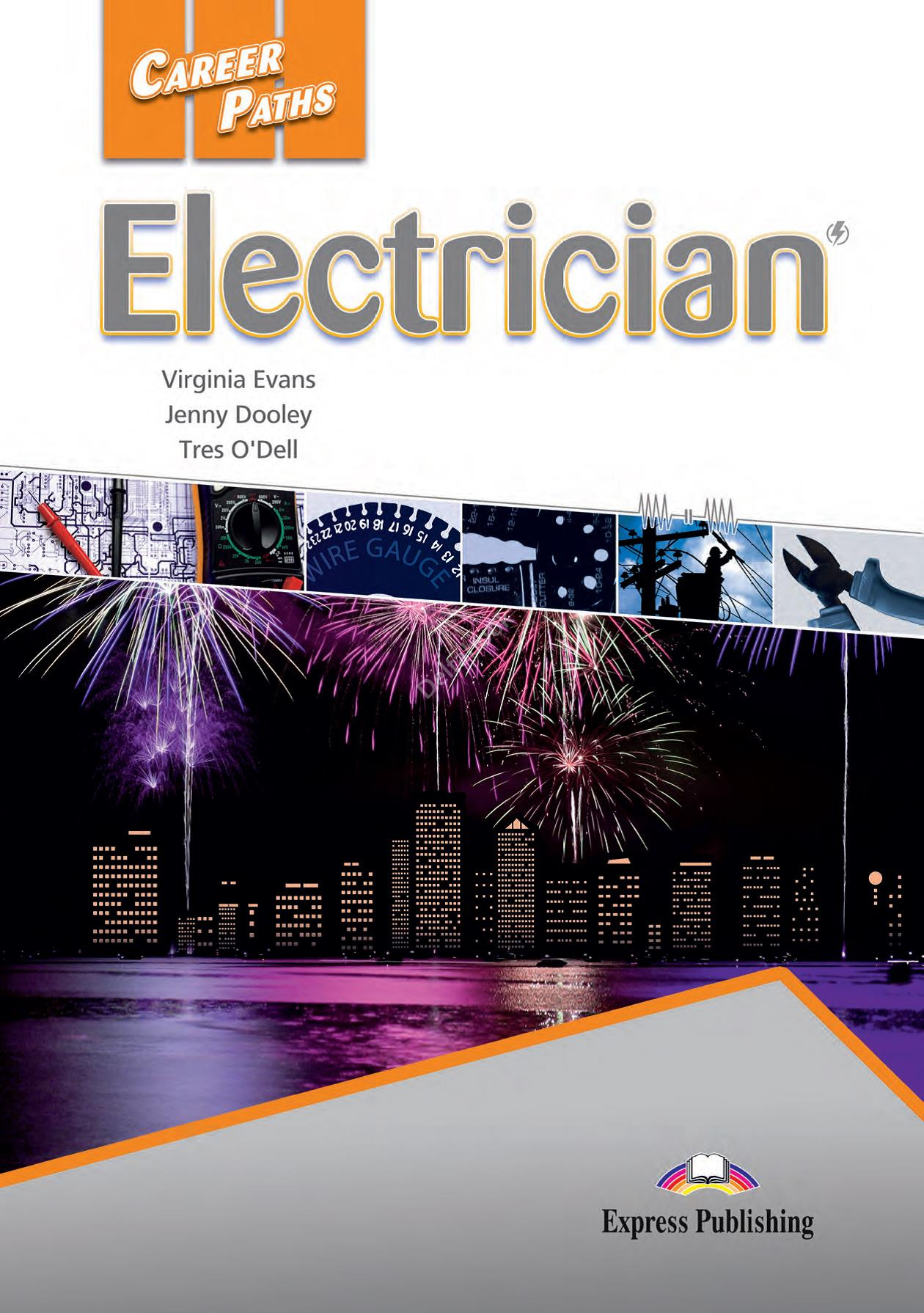Career Paths Electrician Student's Book  Учебник