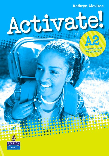 Activate! A2 Grammar and Vocabulary  Сборник упражнений