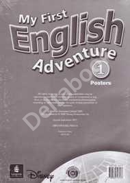 My First English Adventure 1 Posters  Постеры