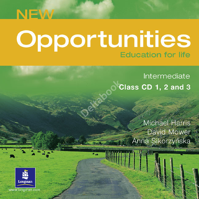 New Opportunities Intermediate Class CDs  Аудиодиски