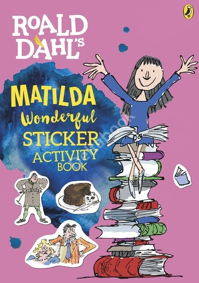 Matilda Sticker Activity Book