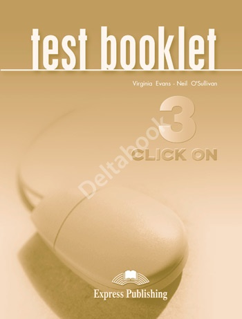 Click On 3 Test Booklet   Тесты