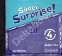 Super Surprise! 4 Class CD   Audio CD к учебнику