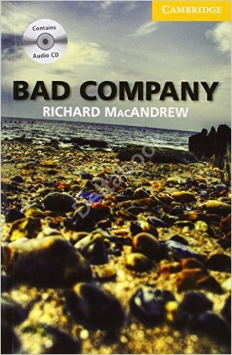 Bad Company + Audio CD   Murder Mystery