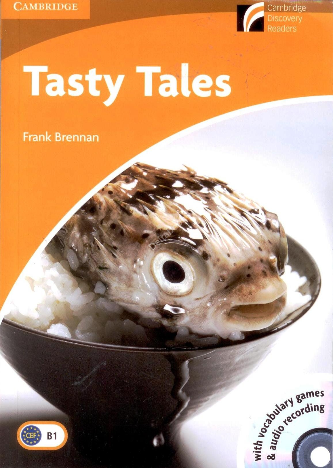 Tasty Tales + CD-ROM