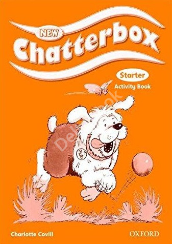 New Chatterbox Starter Activity Book  Рабочая тетрадь