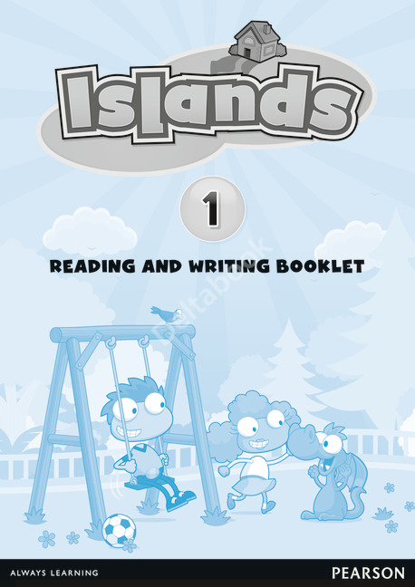 Islands 1 Reading and Writing Booklet  Тетрадь с текстами и упражнениями