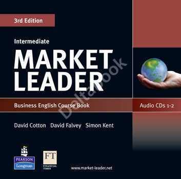 Market Leader (3rd Edition) Intermediate Class Audio CD (2)   Аудио диски
