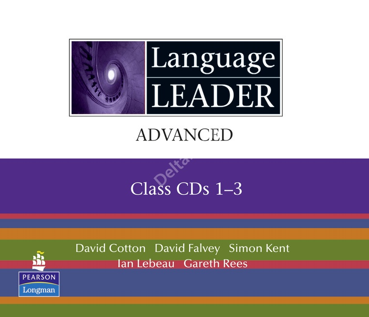 Language Leader Advanced Class CDs  Аудиодиски