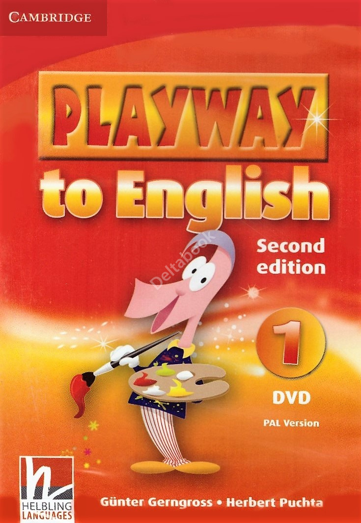 Playway to English 1 DVD  Видео