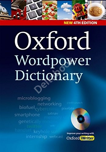 Oxford Wordpower Dictionary + CD-ROM (Fourth Edition)