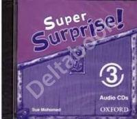 Super Surprise! 3 Class CD  Audio CD к учебнику