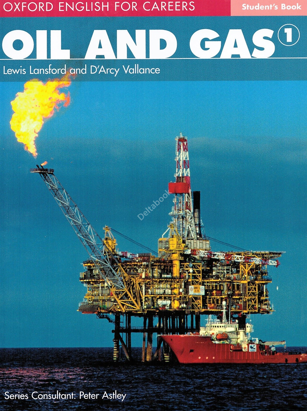 Oil and Gas 1 Student's Book  Учебник