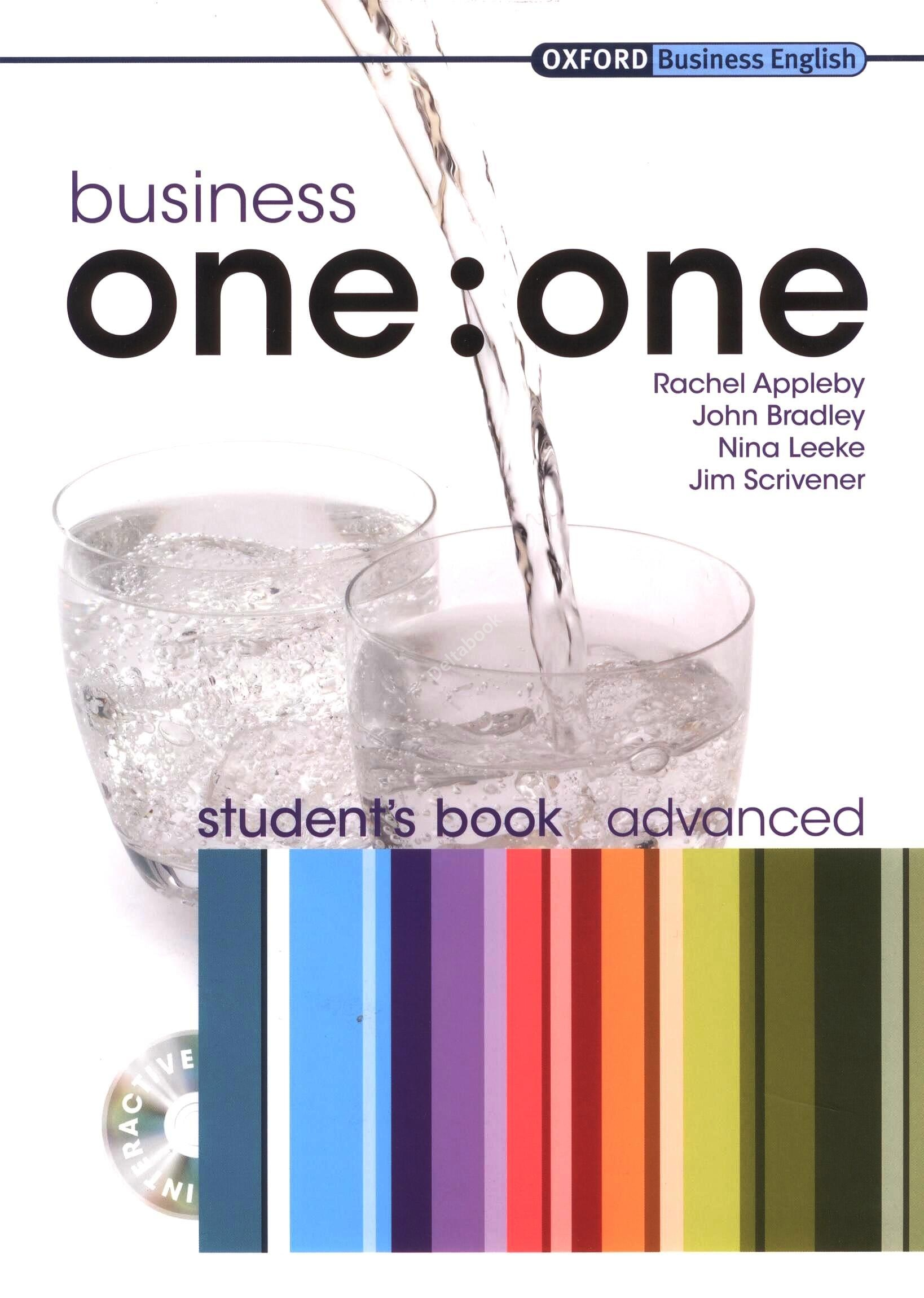 Business One : One Advanced Student's Book + Multi-ROM   Учебник