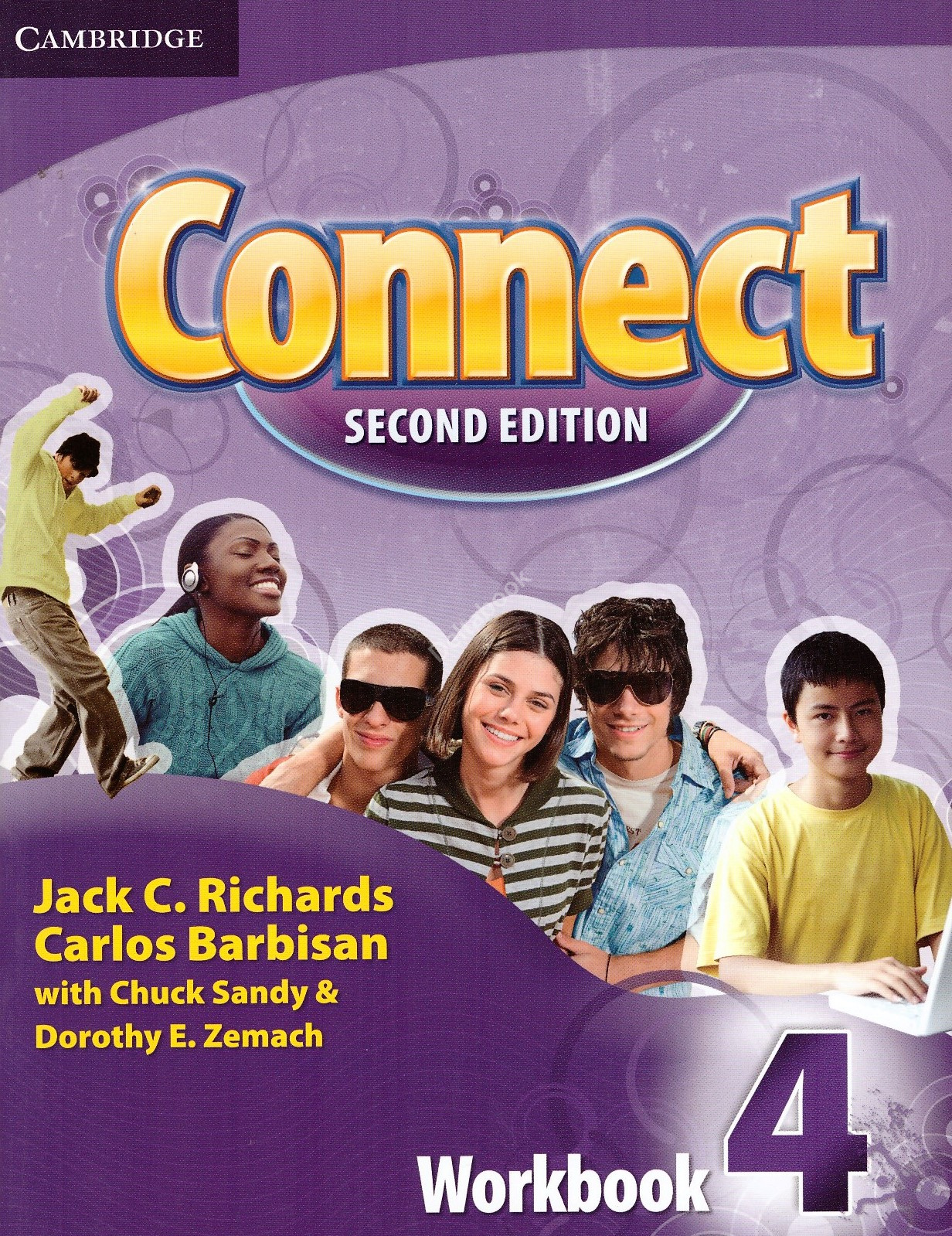 Connect 4 (Second Edition) Workbook  Рабочая тетрадь
