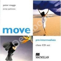 Move Pre-Intermediate Audio CD   Аудио CD