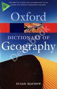 Oxford Dictionary of Geography (4th Edition)