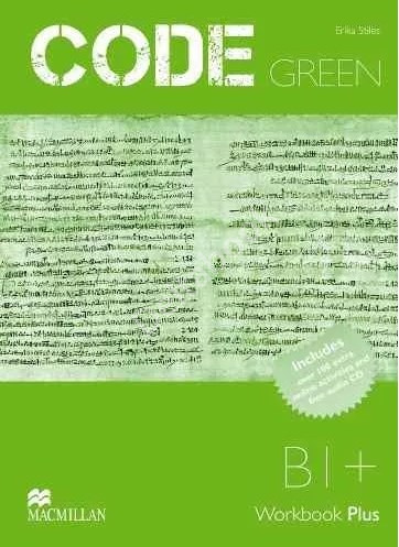 Code Green (B1+) Workbook + Webcode + Audio CD   Рабочая тетрадь