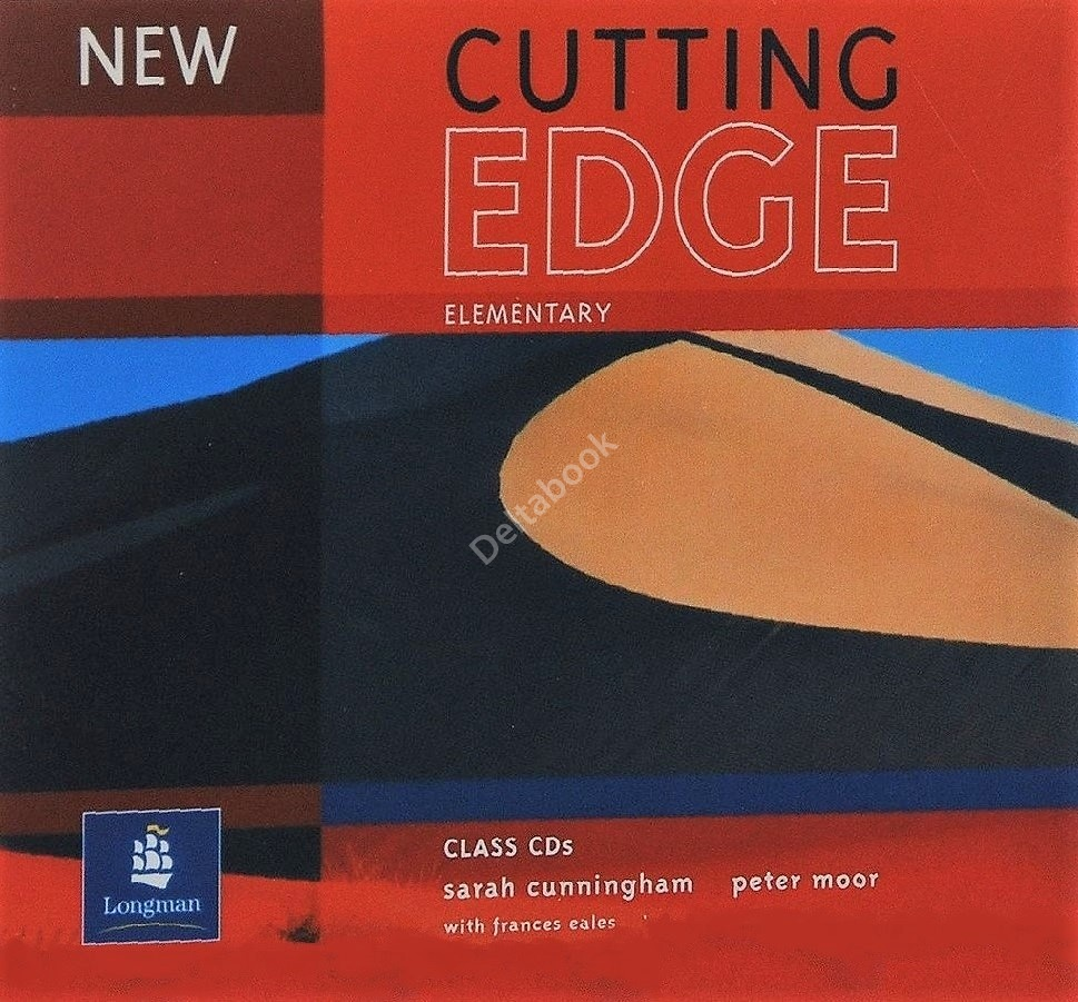 New Cutting Edge Elementary Class Audio CD  Аудио диск к учебнику