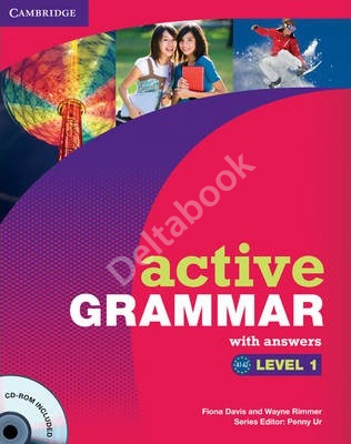 Active Grammar 1 + CD-ROM + Answers  Учебник + ответы