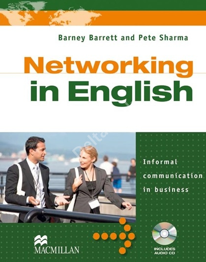 Networking in English + Audio CD