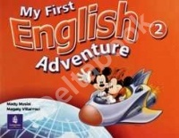 My First English Adventure 2 Activity Book   Рабочая тетрадь