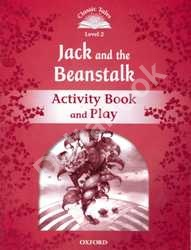Jack and the Beanstalk Activity Book and Play
