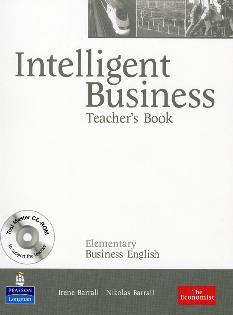 Intelligent Business Elementary Teacher's Book + CD-ROM  Книга для учителя